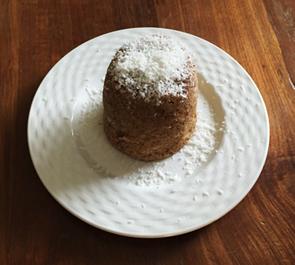 Mugcake met kokos